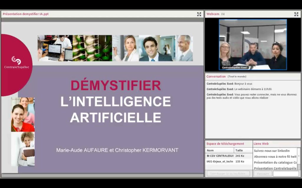 Démystifier l'Intelligence Artificielle